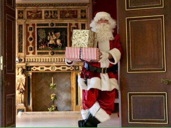 Babbo Natale Ha Una Sorpresa Per Casa Tua!
